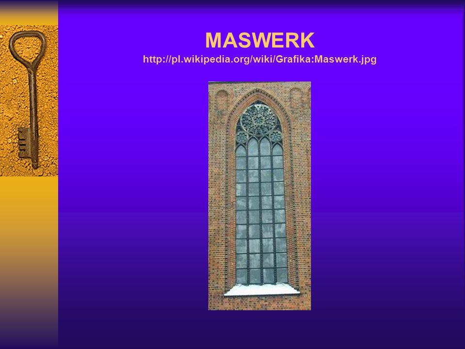 MASWERK http://pl.wikipedia.org/wiki/Grafika:Maswerk.jpg