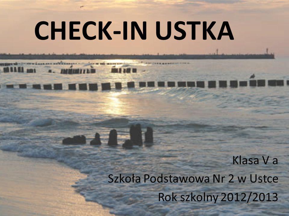 Klasa V a Szkoła Podstawowa Nr 2 w Ustce Rok szkolny 2012/2013