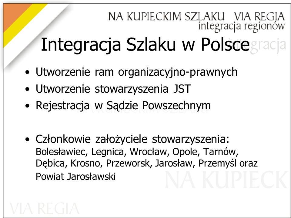 Integracja Szlaku w Polsce