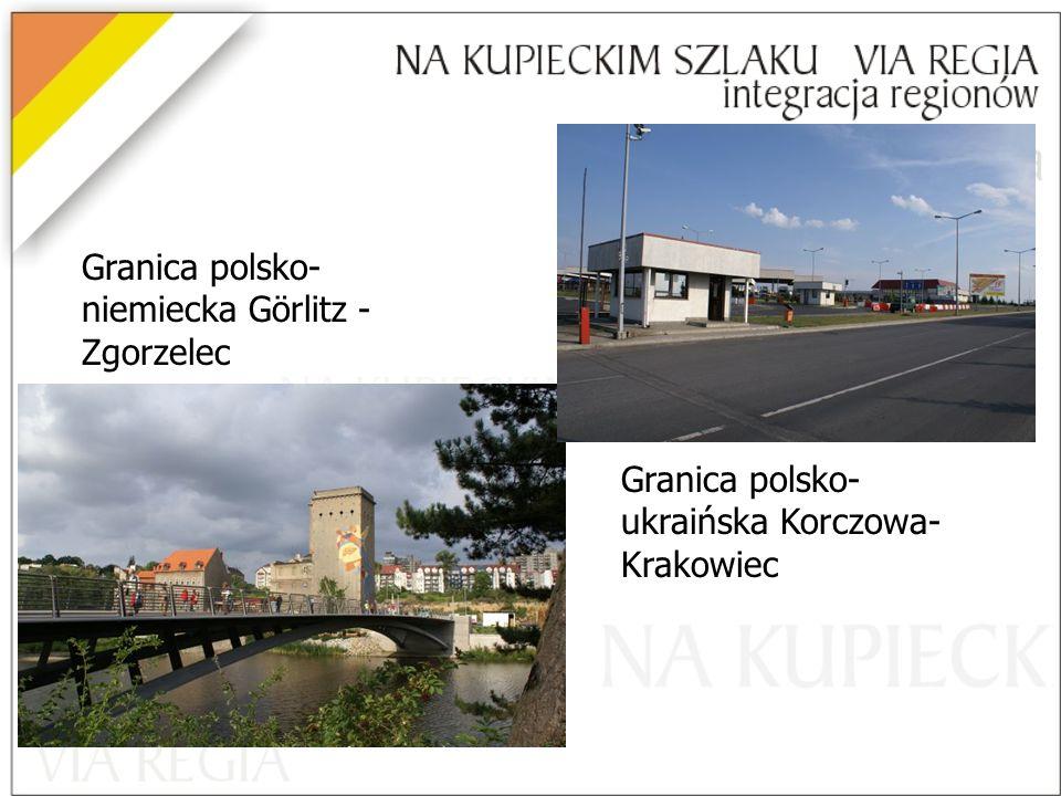 Granica polsko-niemiecka Görlitz - Zgorzelec