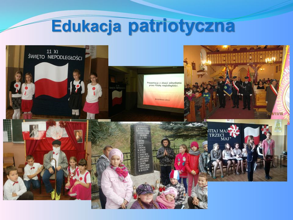 Edukacja patriotyczna