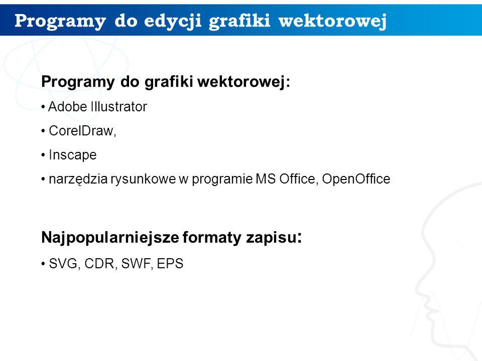 Programy do edycji grafiki wektorowej