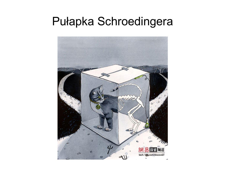 Pułapka Schroedingera