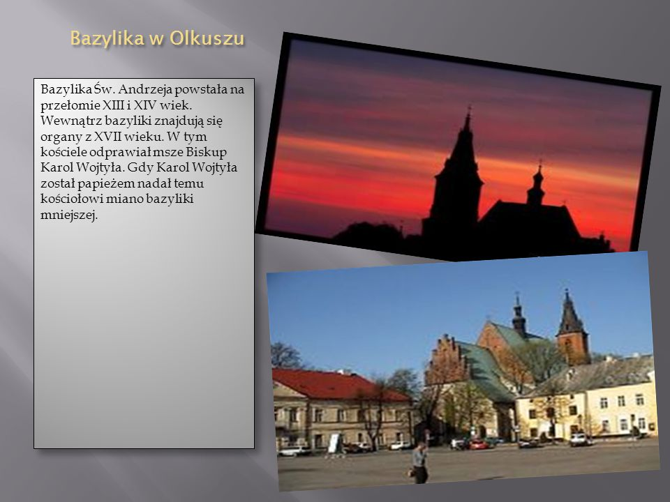 Bazylika w Olkuszu