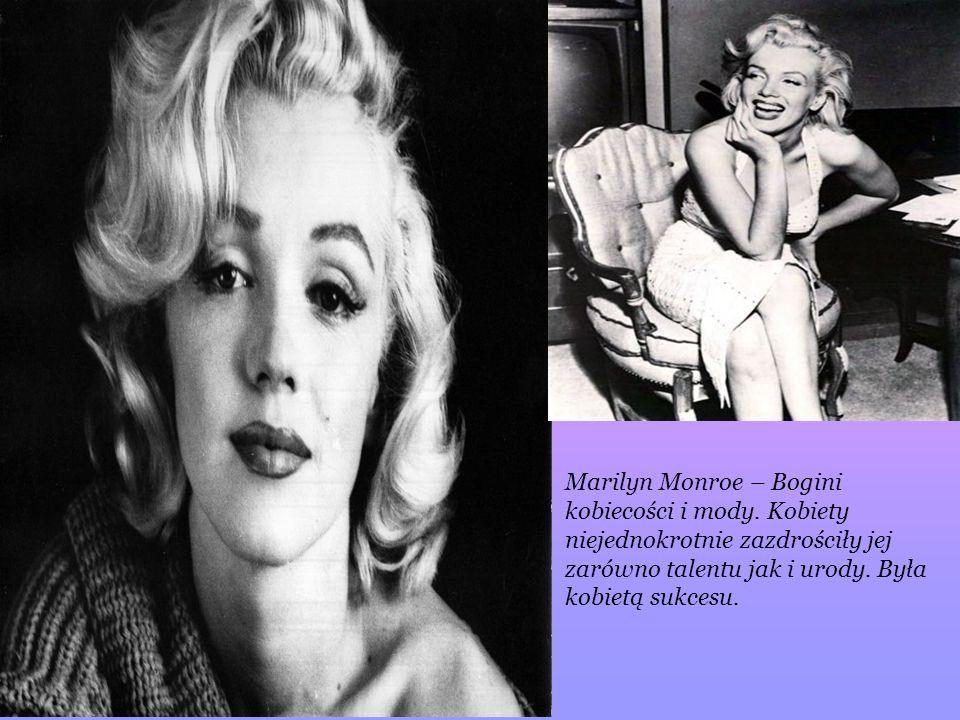 Marilyn Monroe – Bogini kobiecości i mody
