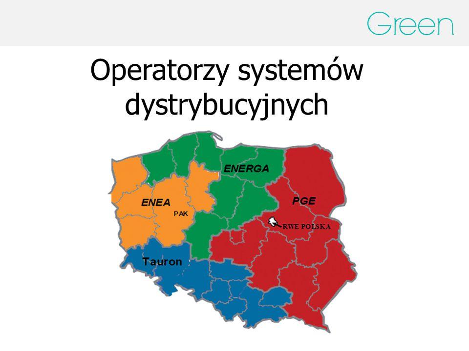 Operatorzy systemów dystrybucyjnych