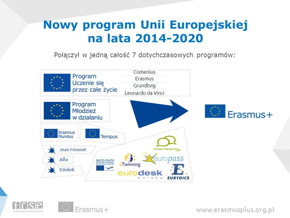 Nowy program Unii Europejskiej na lata 2014-2020