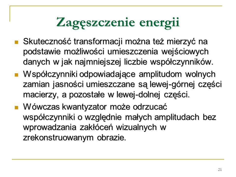 Zagęszczenie energii