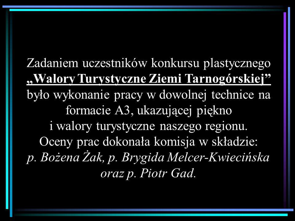 """""""Walory Turystyczne Ziemi Tarnogórskiej"""