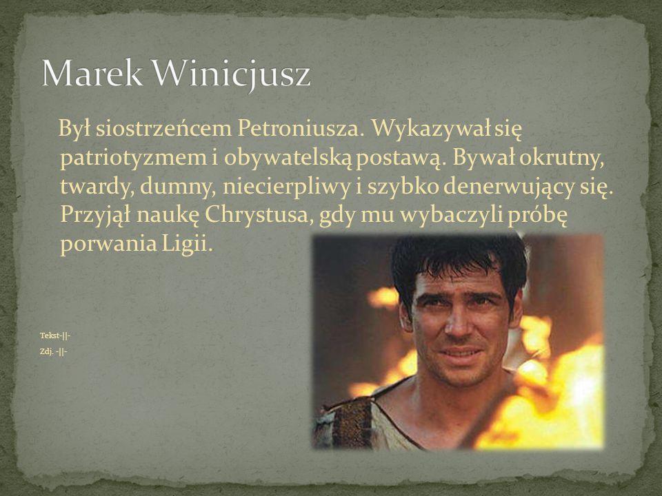 Marek Winicjusz