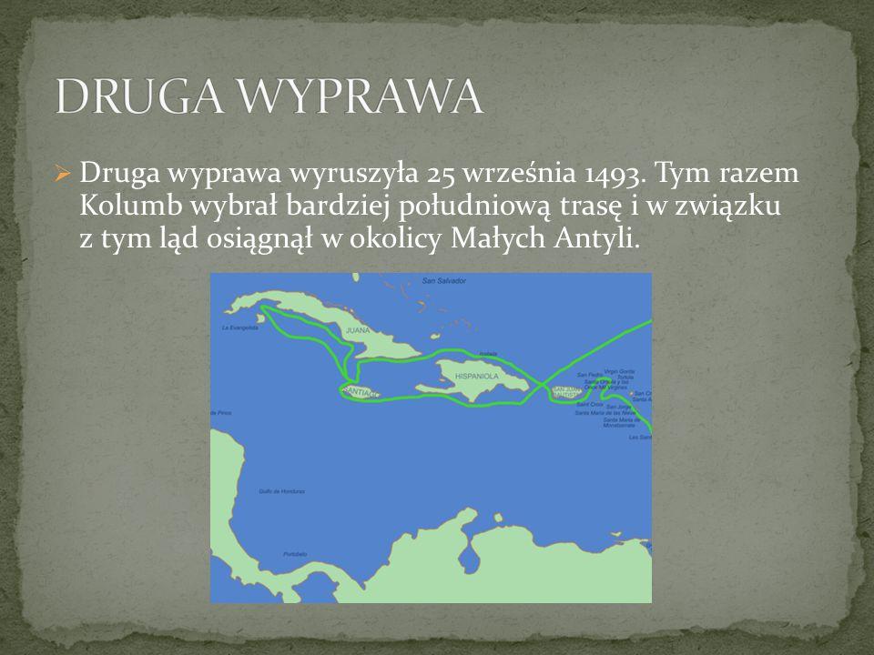 DRUGA WYPRAWA