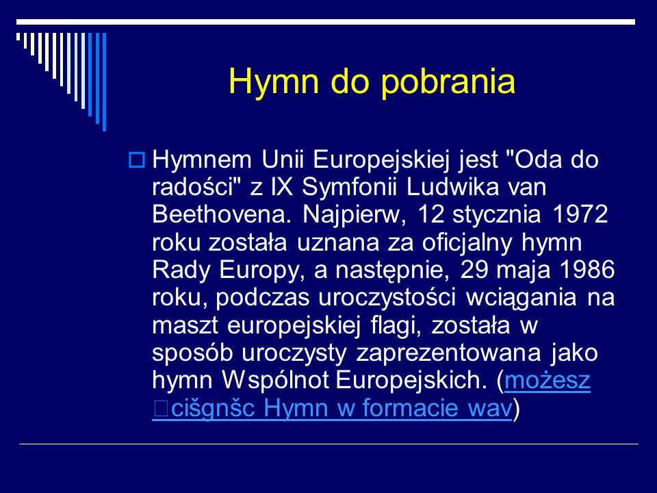Hymn do pobrania