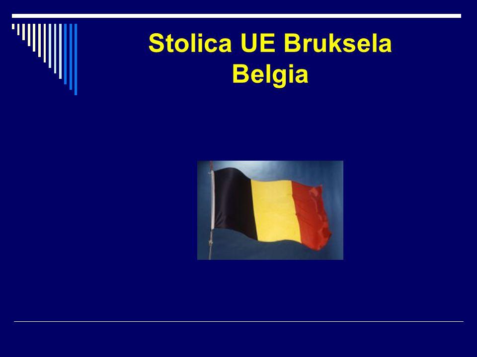 Stolica UE Bruksela Belgia