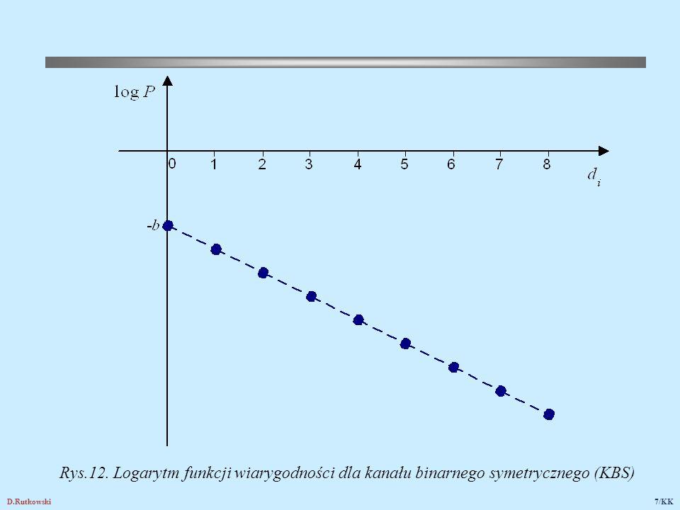 14. Kody cykliczne D.Rutkowski