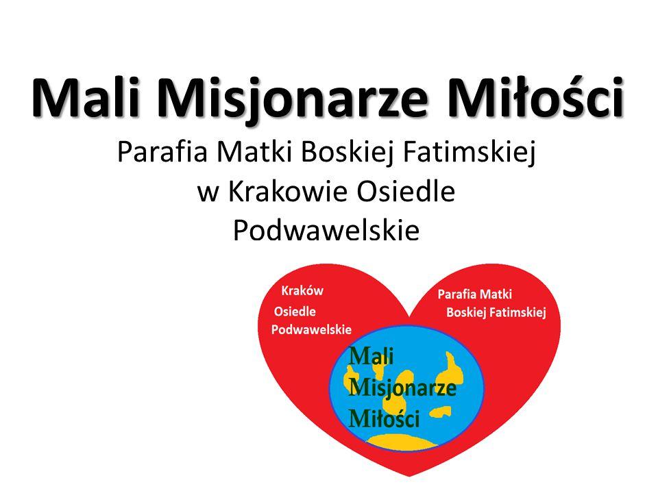 Mali Misjonarze Miłości