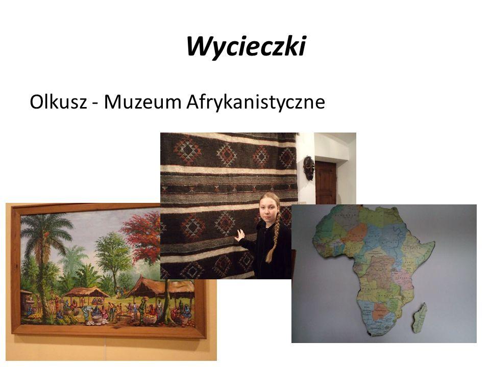 Wycieczki Olkusz - Muzeum Afrykanistyczne