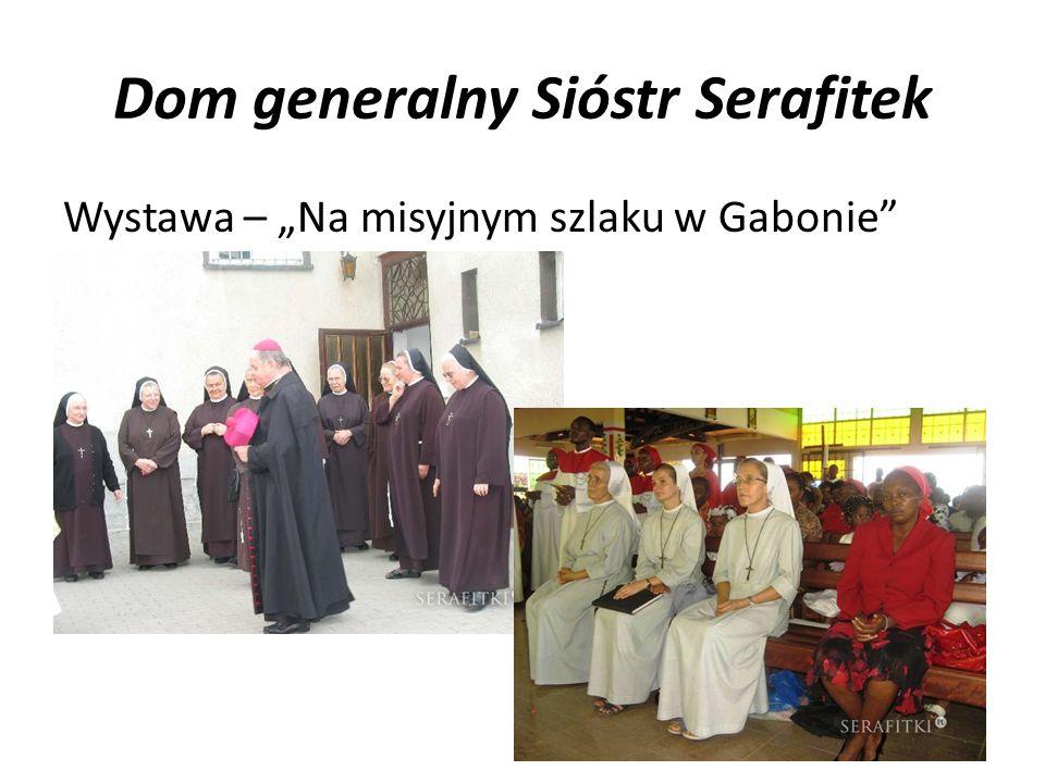 Dom generalny Sióstr Serafitek