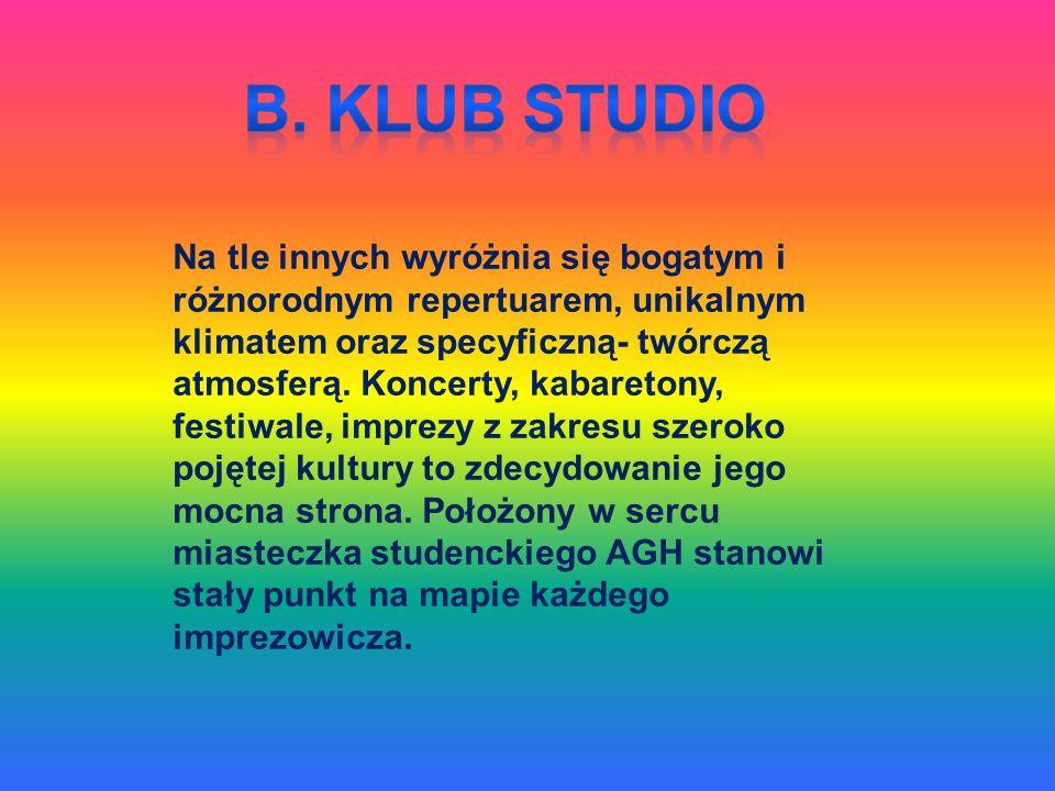 B. Klub Studio
