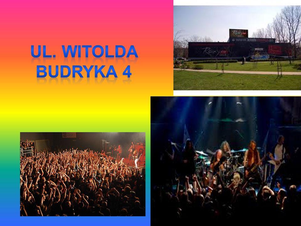 Ul. Witolda Budryka 4