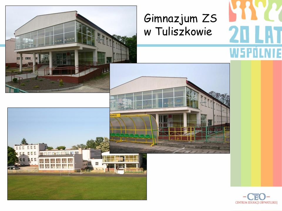 Gimnazjum ZS w Tuliszkowie