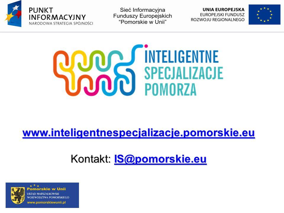 Kontakt: IS@pomorskie.eu