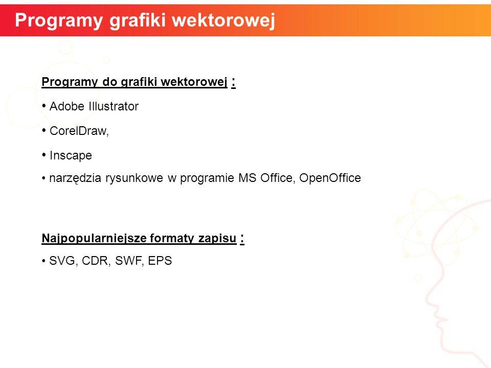 Programy grafiki wektorowej