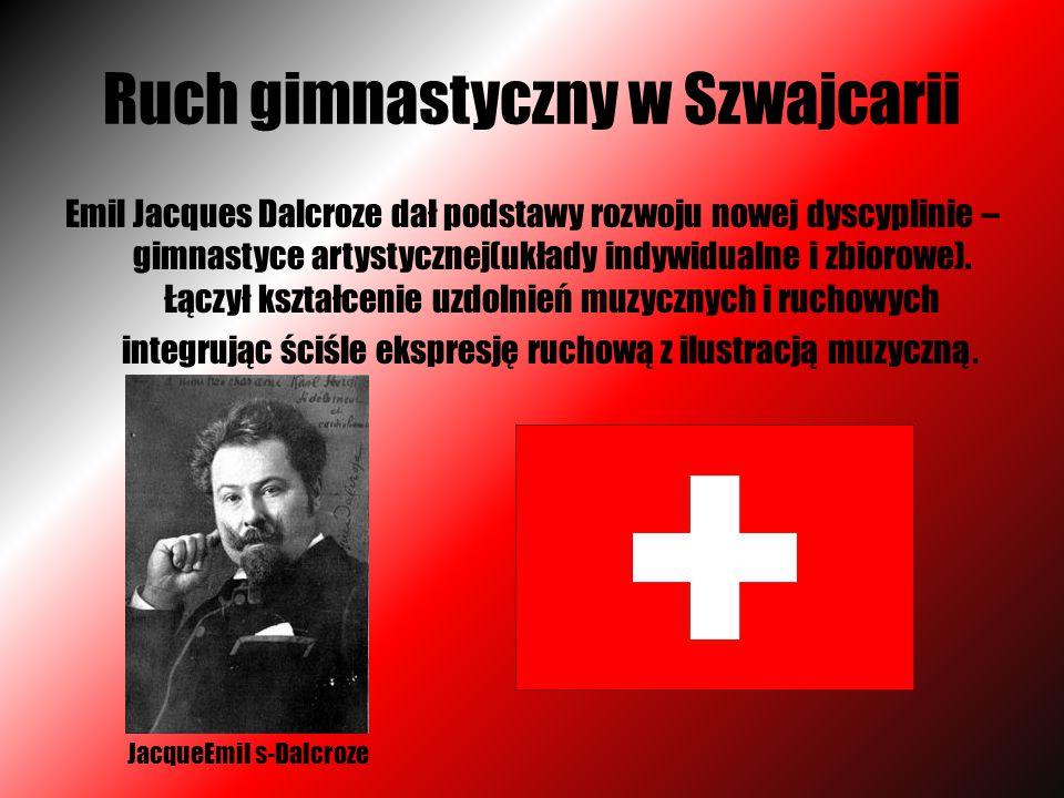 Ruch gimnastyczny w Szwajcarii