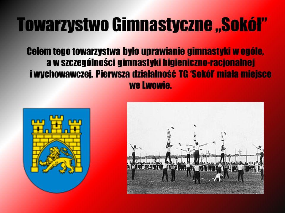 """Towarzystwo Gimnastyczne """"Sokół"""