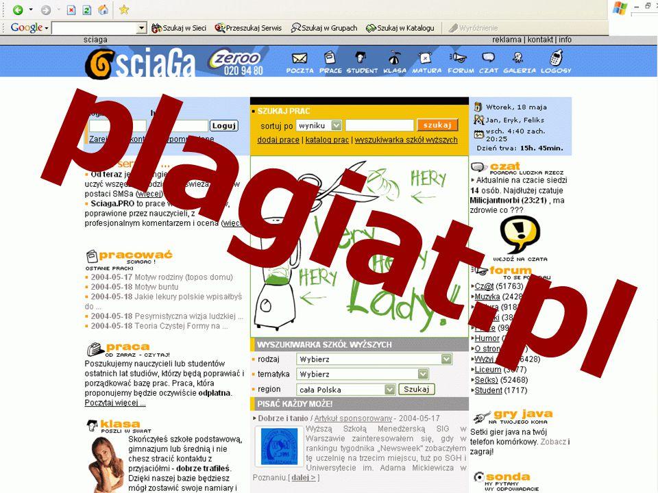 Można prościej  plagiat.pl