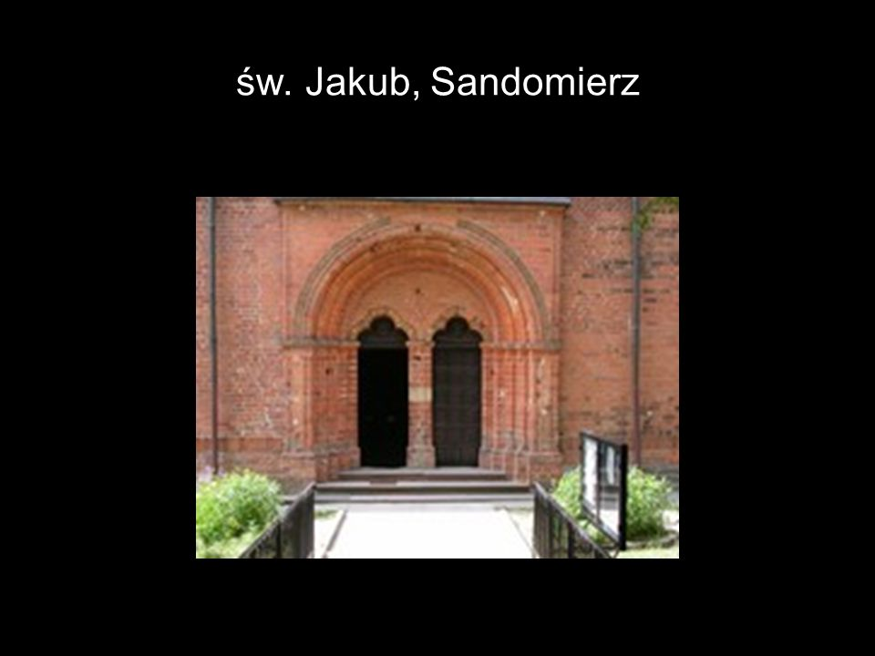 św. Jakub, Sandomierz
