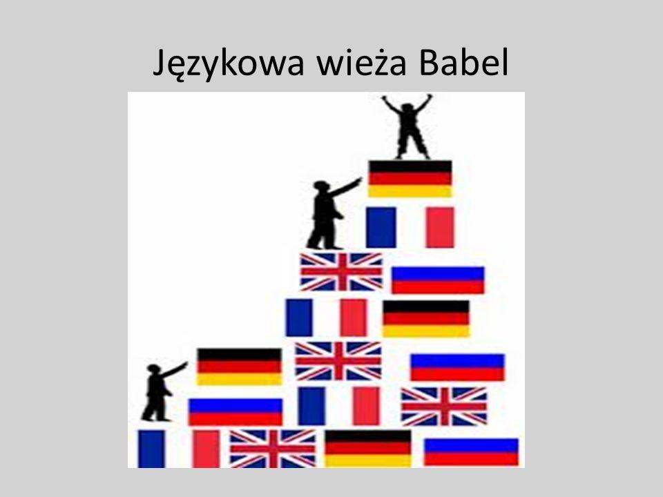 Językowa wieża Babel