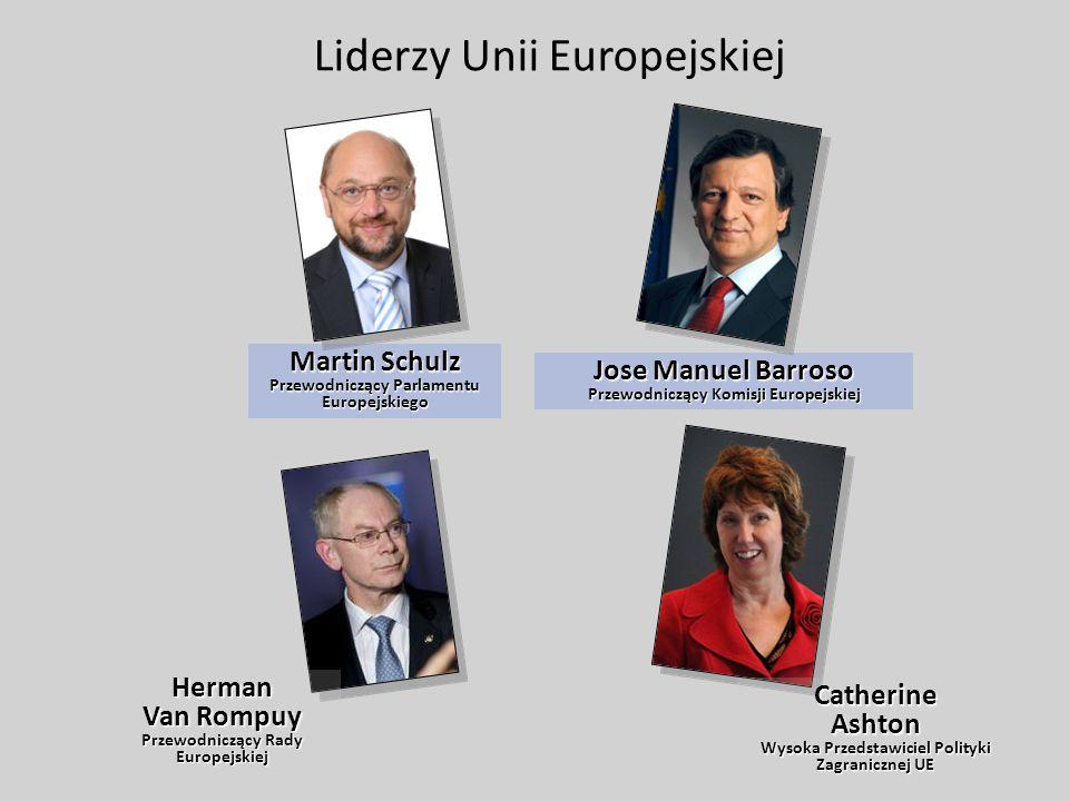 Liderzy Unii Europejskiej