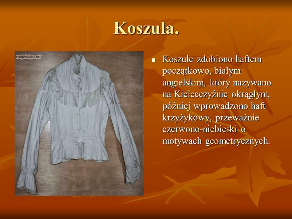 Koszula.
