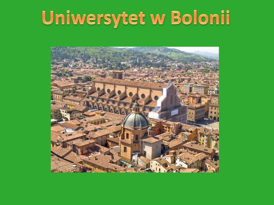 Uniwersytet w Bolonii
