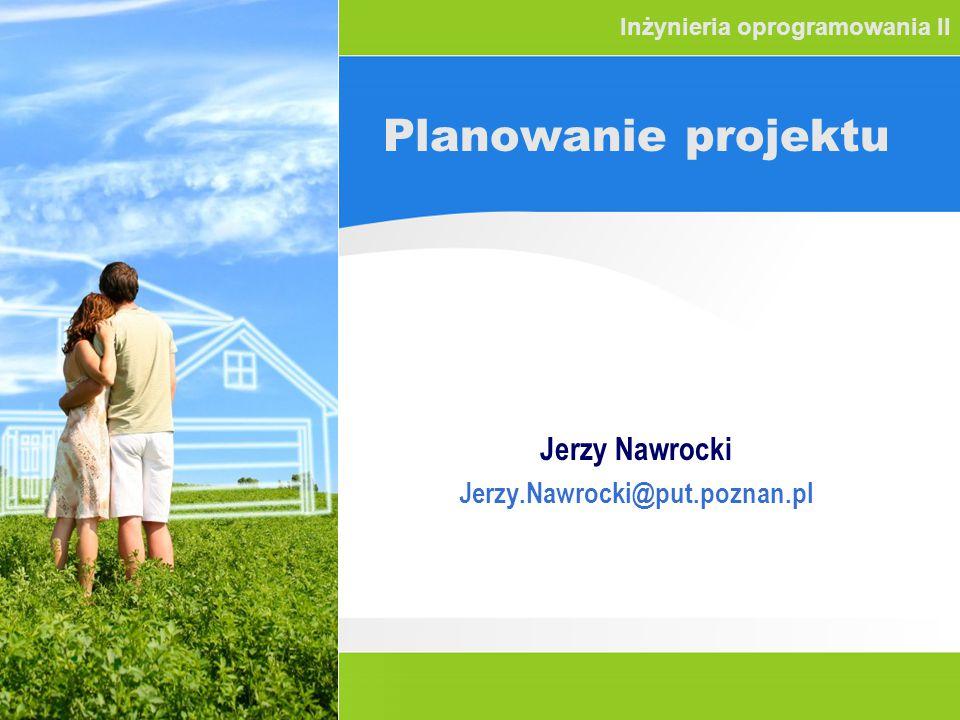 (c) Jerzy Nawrocki Jerzy Nawrocki Jerzy.Nawrocki@put.poznan.pl
