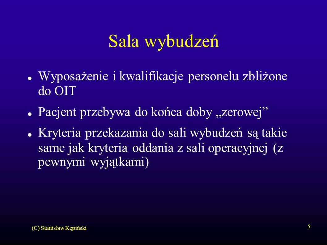 (C) Stanisław Kępiński