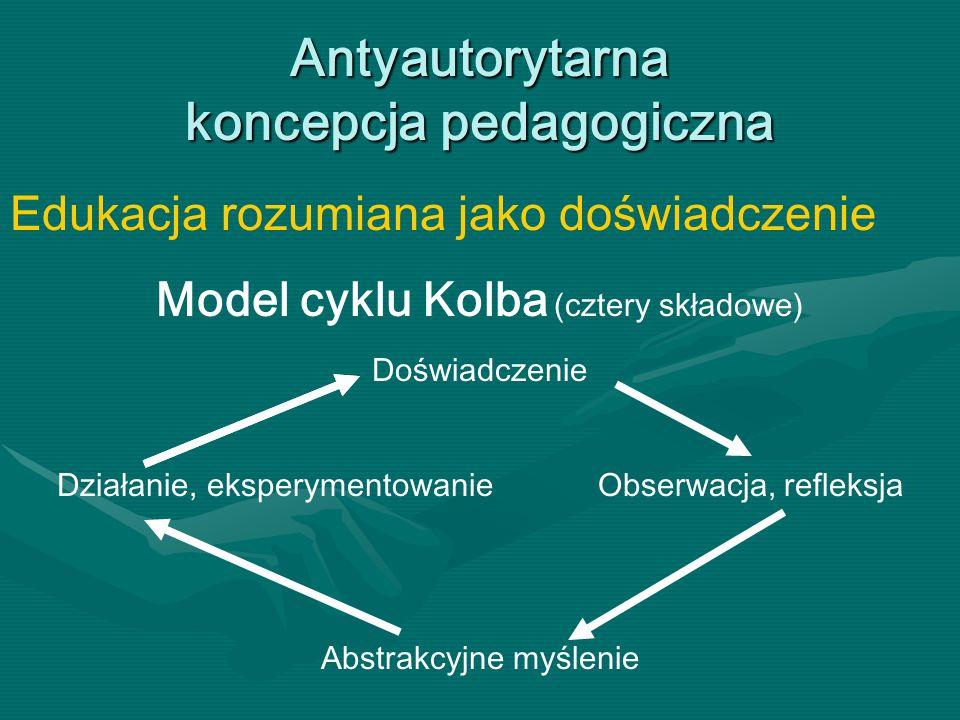 Antyautorytarna koncepcja pedagogiczna