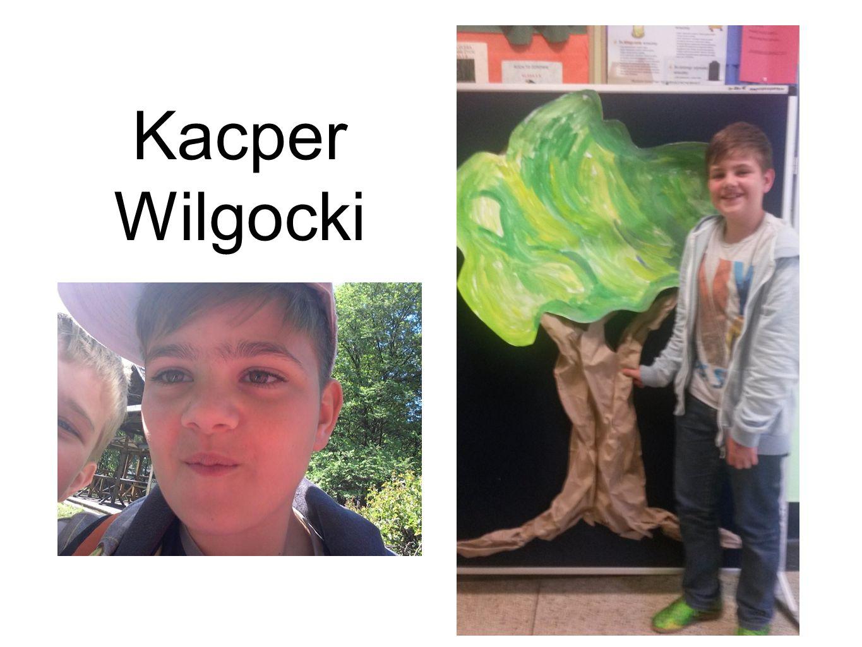 Kacper Wilgocki