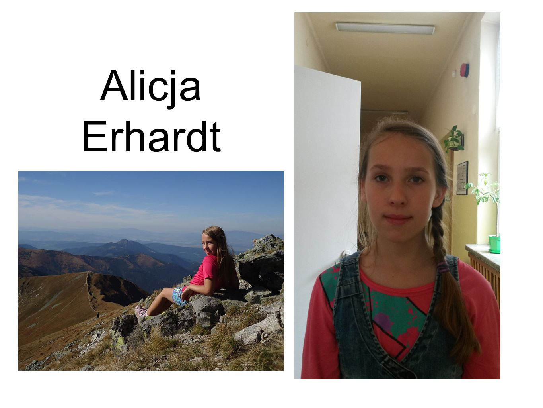 Alicja Erhardt