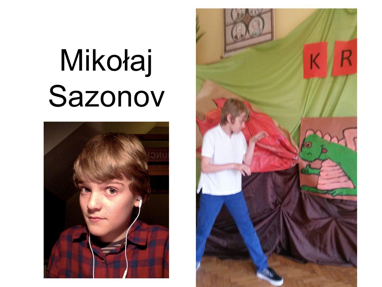Mikołaj Sazonov