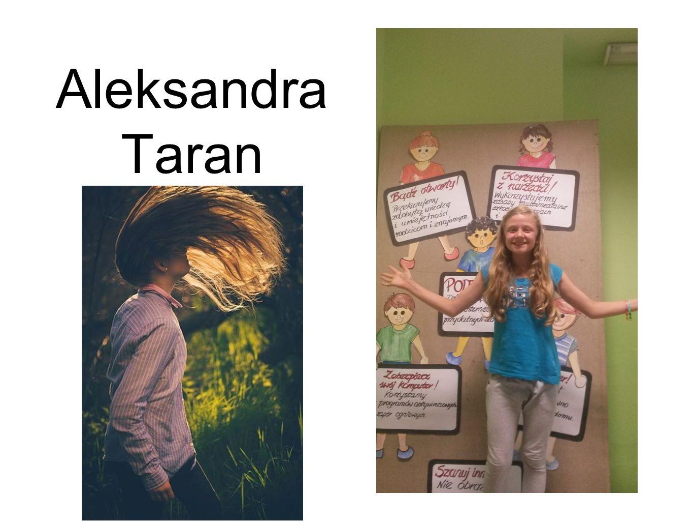 Aleksandra Taran