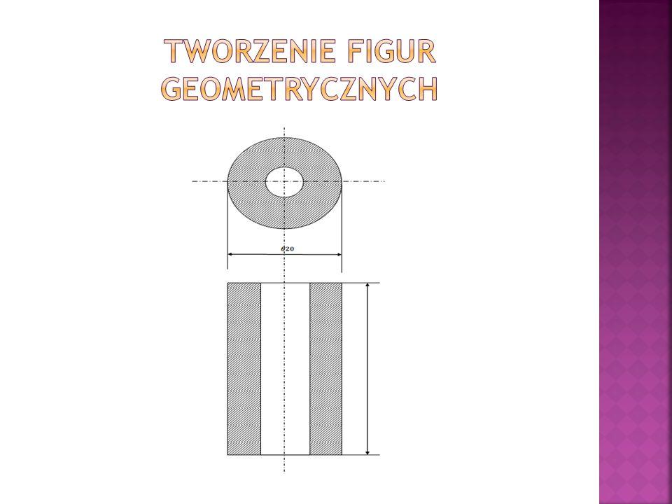 Tworzenie figur geometrycznych