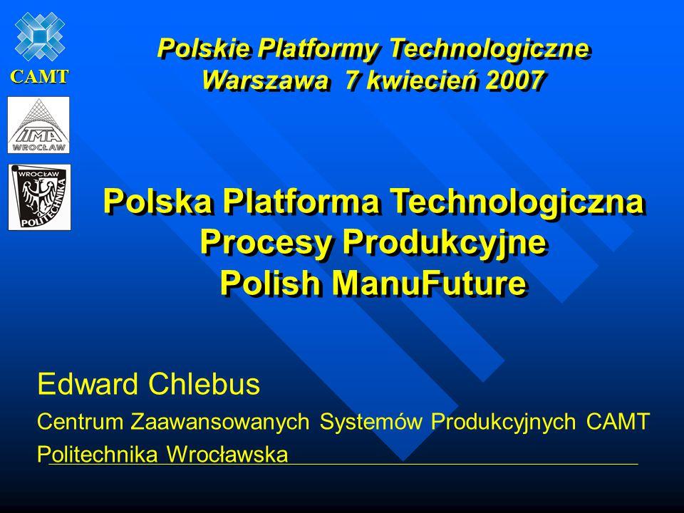 Polskie Platformy Technologiczne Polska Platforma Technologiczna