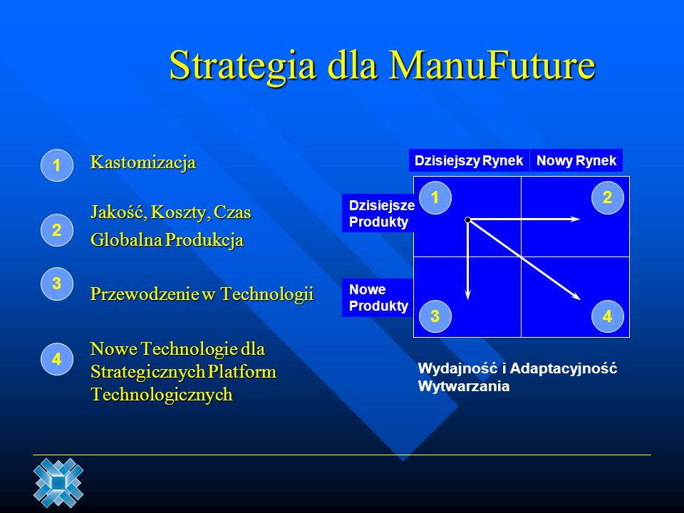 Strategia dla ManuFuture