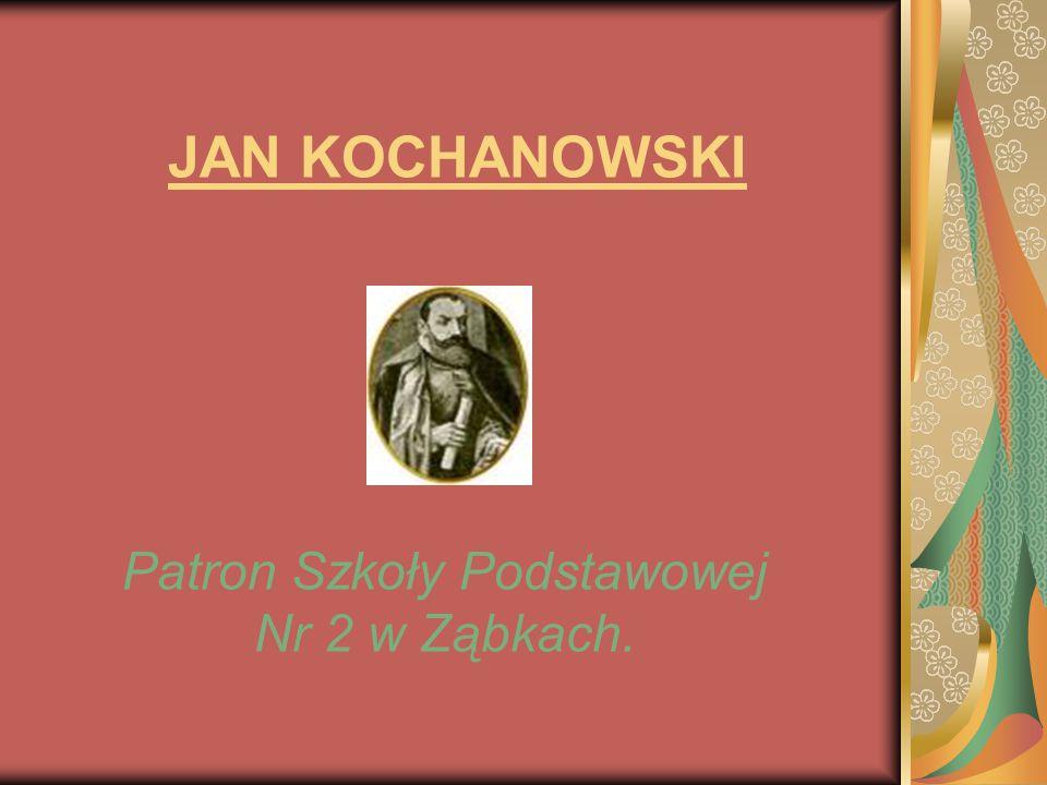 Patron Szkoły Podstawowej Nr 2 w Ząbkach.