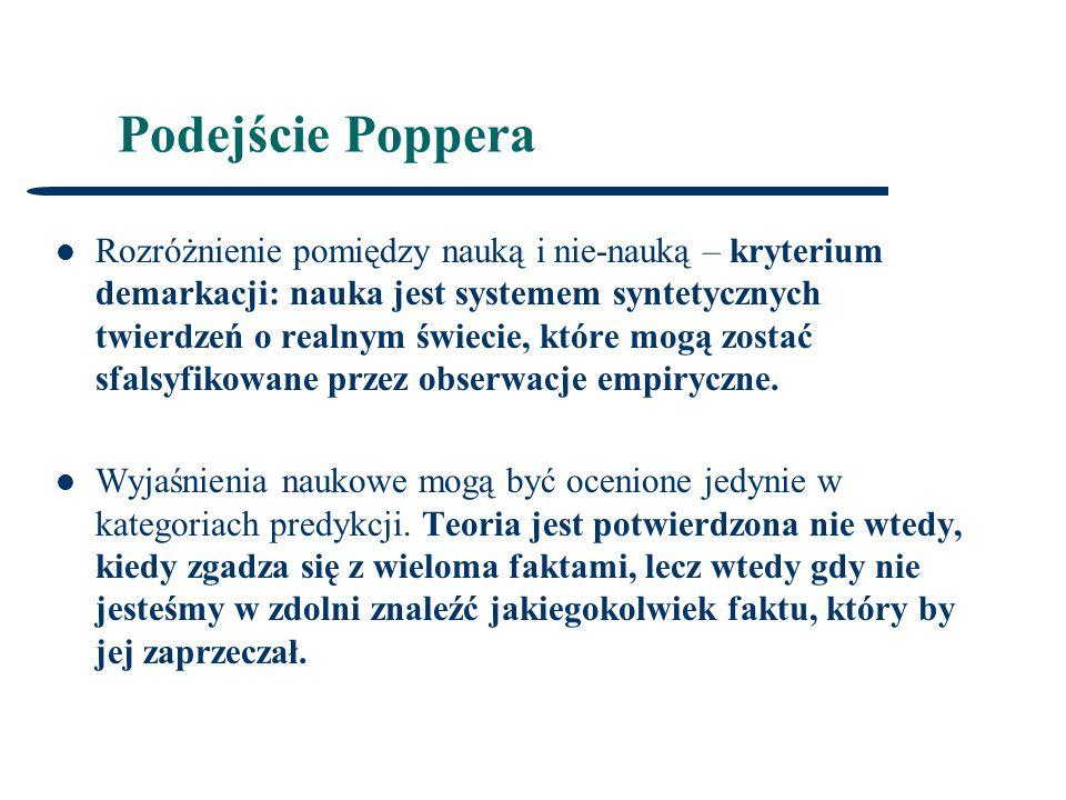 Podejście Poppera