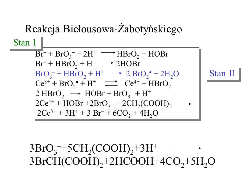 Reakcja Biełousowa-Żabotyńskiego