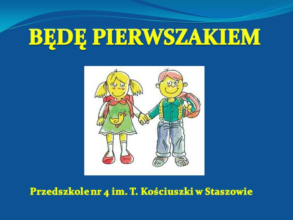 Przedszkole nr 4 im. T. Kościuszki w Staszowie