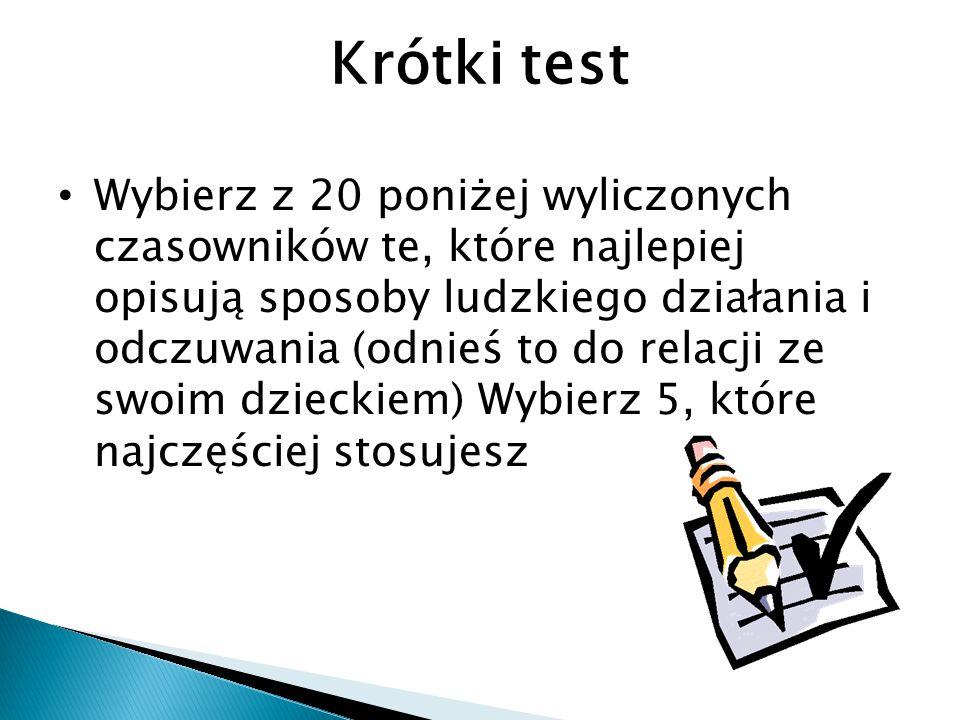 Krótki test