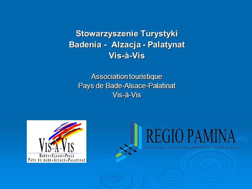 Stowarzyszenie Turystyki Badenia - Alzacja - Palatynat